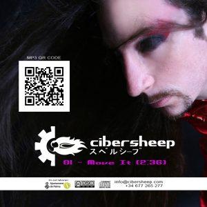 CiberSheep - Move It (sinlge promo)